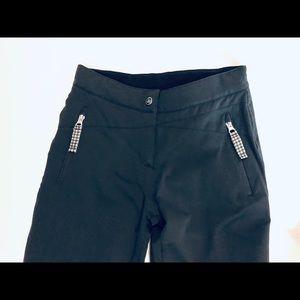 Obermeyer Softshell Ski Pant- Girls 10